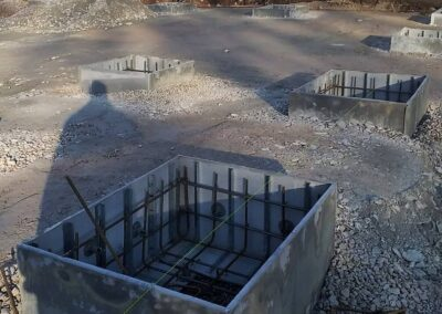Full concreting project in Sweden