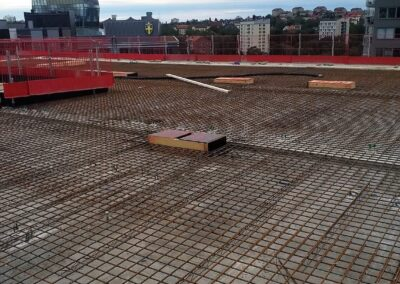 Concreting works 2020